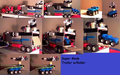 Super Optimus Prime V.6 (alt-mode) by supahcomicbro