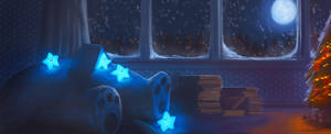 Papu Papu-Christmas Night by bramLeech