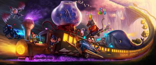 TinToy Express by bramLeech