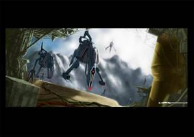 battlefield 2142 by bramLeech