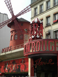 Le Moulin Rouge by Iceona