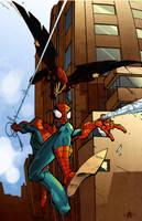 Spectacular Spiderman by Alex0wens
