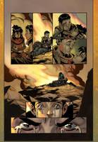 Flash Gordon Ming Origins P8 by Alex0wens