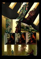 Flash Gordon Ming Origins P10 by Alex0wens