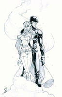 $50 White Queen and Cyclops by Alex0wens