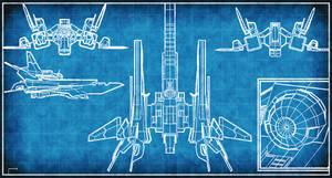 EWSF-01 plans by Xvampir3