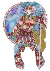 Aries - Constallations by Zombie-Octopus