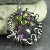 Bewitched Pendant by gemheaven