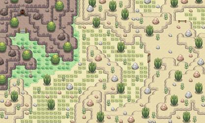 Map 020 by ChaoticCherryCake