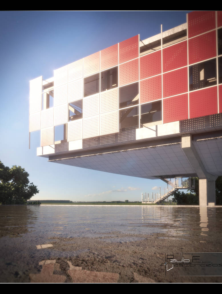 Clinton Library by DrArmless