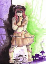 Femme Fatal by SophieDragon