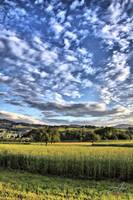 Switzerland Landscape by kickmeto