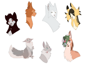 Some Headshots by Echocave