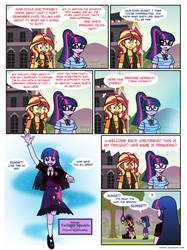 Meet the Princesses page 2 by Crydius