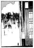 the city rose above me by ekato-enteka