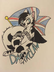 New badge  by DarkclawTimelord
