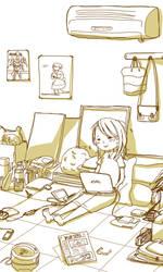 ME: Laidback by RenaAi