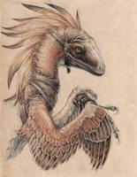 Acheleon by hibbary