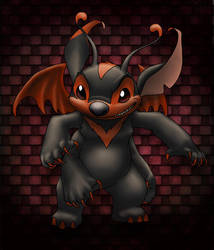 experiment 666 by hibbary