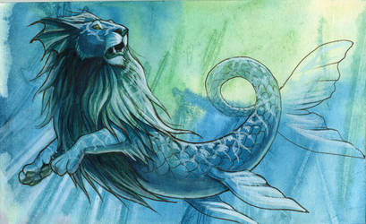 Sea Lion by hibbary