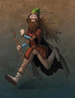 Were I from Middle Earth by hibbary