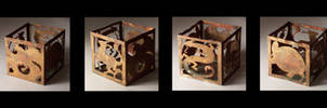 chinese sacred animal box by hibbary
