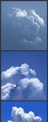 Cloud Studies by hibbary