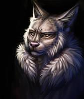 Lord Bobcat by hibbary