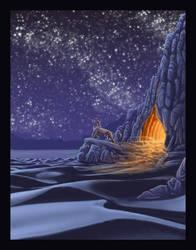 Stargazing by hibbary