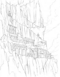 Cliff City by hibbary