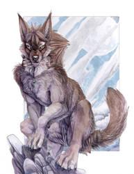 Werewolf by hibbary