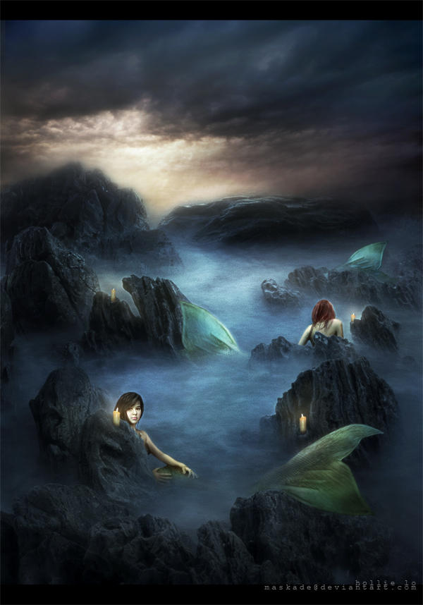.Mermaids by masKade