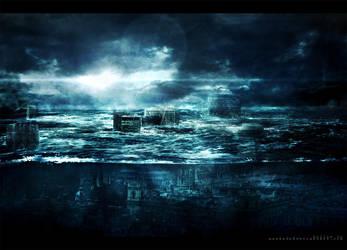 .city underwater by masKade