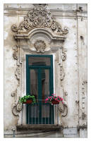 The window and the time patina by Philla
