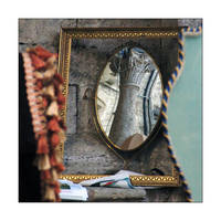 Frames and mirror by Philla