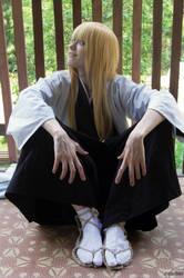 Hirako Shinji cosplay [Past_0] by InrasTEO