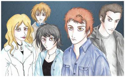 Twilight guys and gals by Niza-Niabock