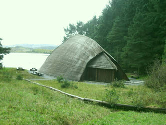 Viking Village 1 by NaviStock