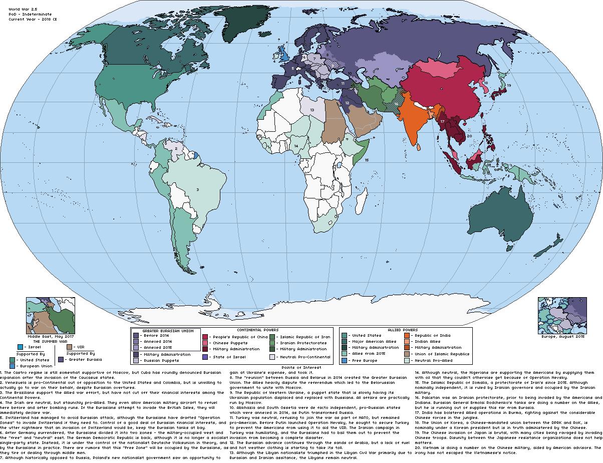 World War 2.5 by RvBOMally