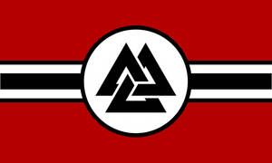 Flag of the German Fifth Reich by RvBOMally