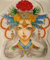 # 08.2  Chinese Girl by Tanaka2san