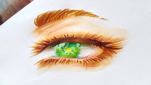 Eyes study by Tanaka2san