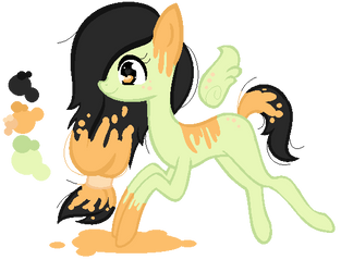 Drip Drop Adopt -sold- by EquestriaGurl77