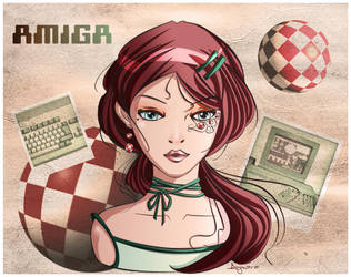 Amiga's Girl by Aymara