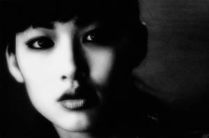 Spirit of Black Eyes by peterle28