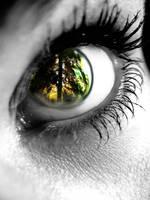 Nature's Eye by GothOfImladris