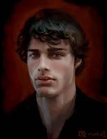 Portrait by elGuaricho