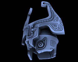 Project Midna: Fused Shadow by maccollo