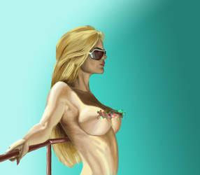 Skin-study-01 by PerezArt
