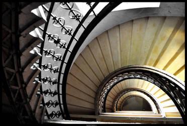 Upstairs by SeelentraumA